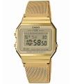 Rellotge Casio Vintage A700WEMG-9AEF