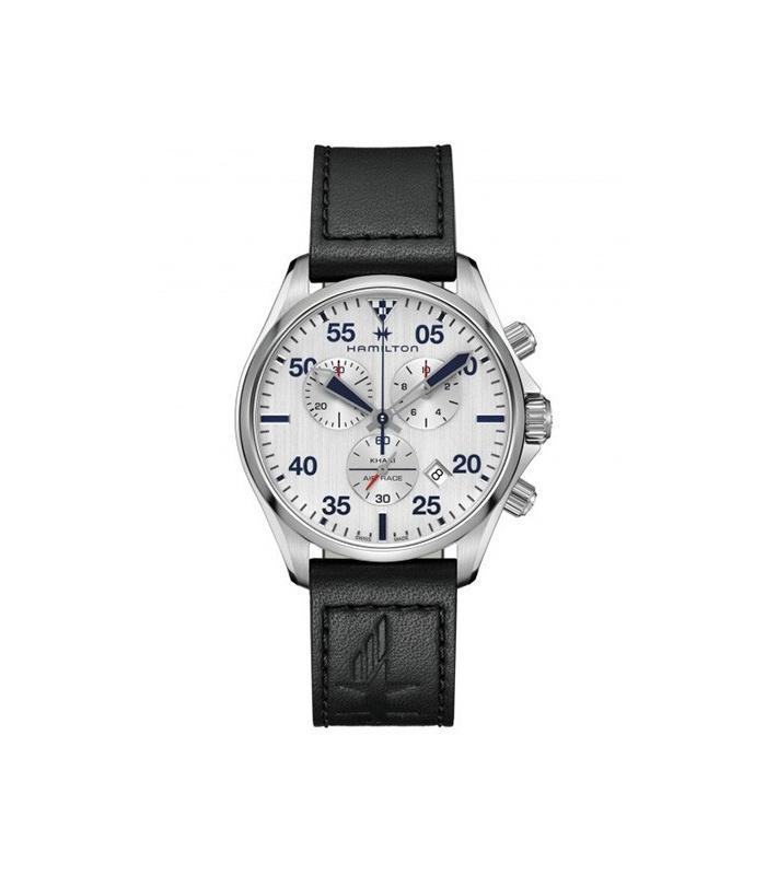 Reloj Hamilton Khaki Pilot Chrono Quartz