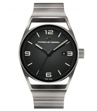 Porsche Design 1919 Datetimer Eternity Black Edition All Titanium
