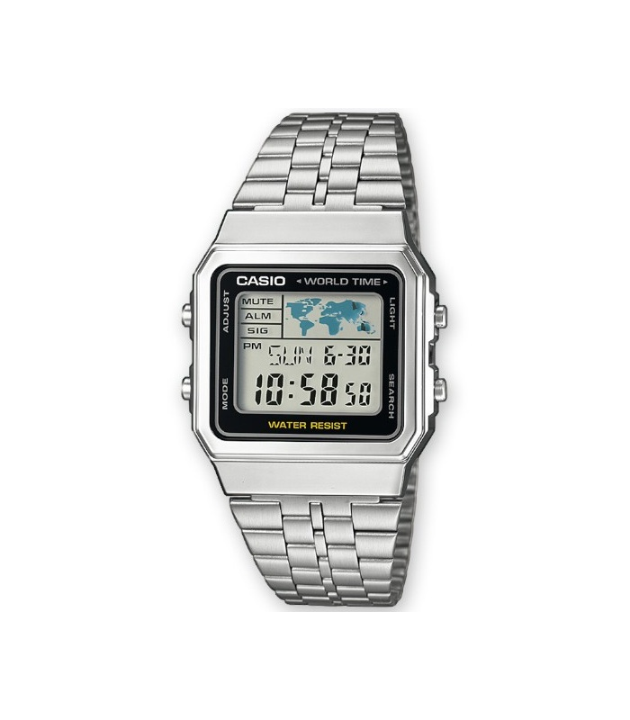 1ef Collection Casio Casio A500wea Collection KTlJ51cFu3
