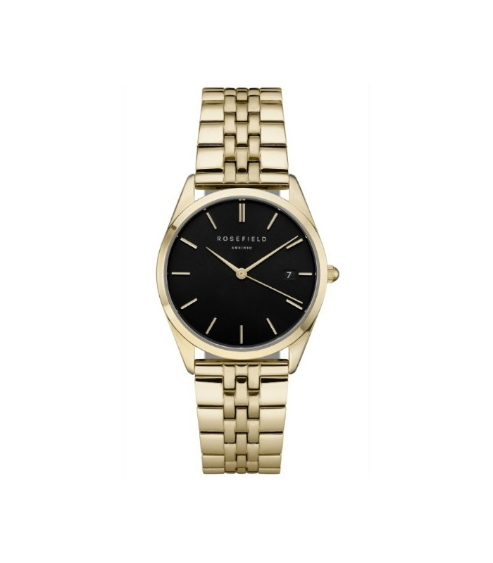 Reloj Rosefield The Ace Black