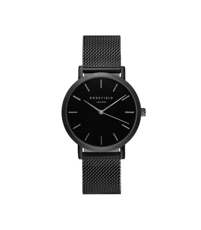 Reloj Rosefield The Mercer Negro