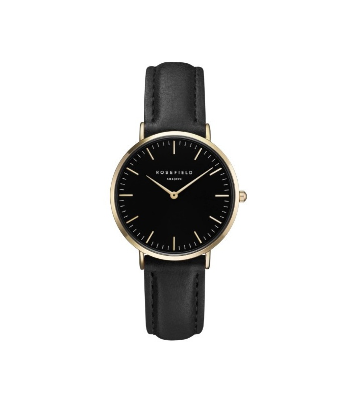 Reloj Rosefield The Tribeca Negro