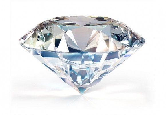 La pureza del diamante