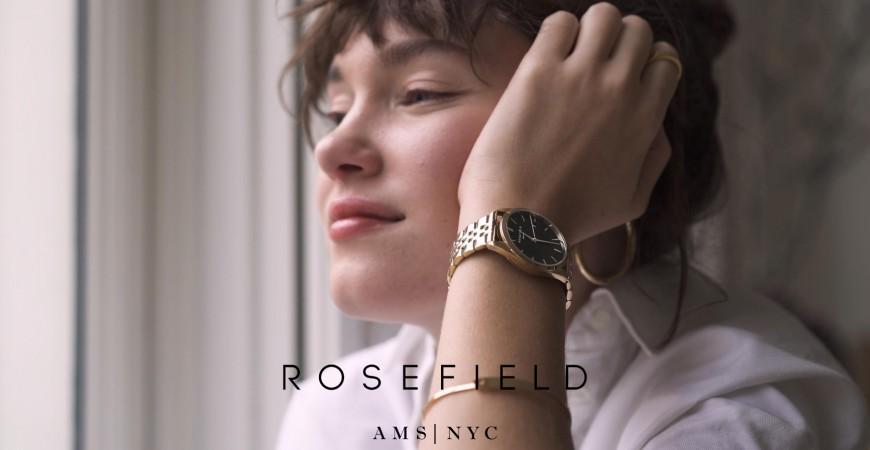 Rellotges Rosefield rellotges de moda contemporània amb un toc poc convencional